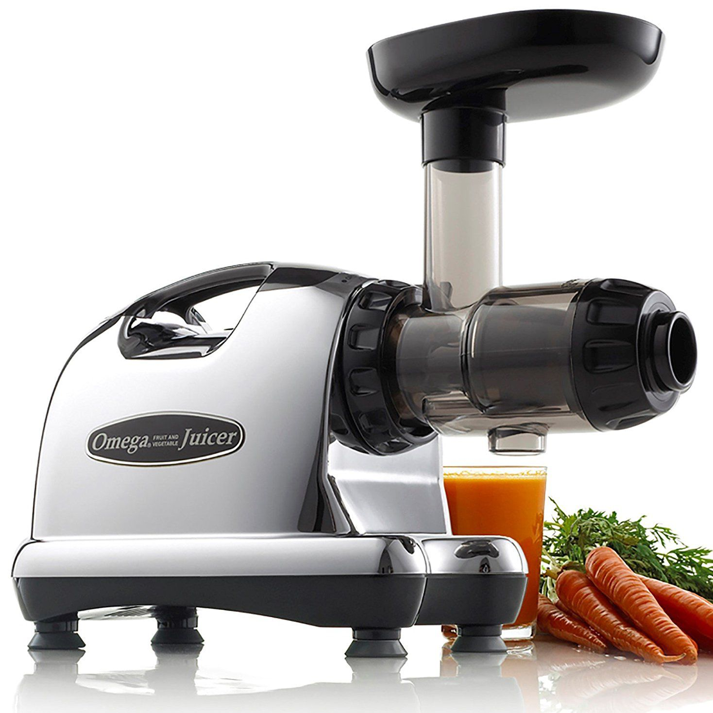 omega juicers nutrition center juicer dualstage extractor top