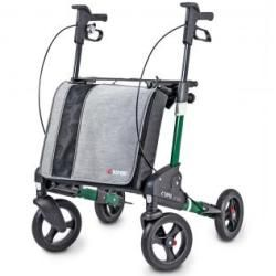Photo of Topro Odyssé Rollator Green Size M ToproTopro