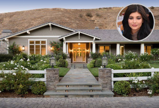 Kylie Jenner Is Already Selling The House She Bought In August For