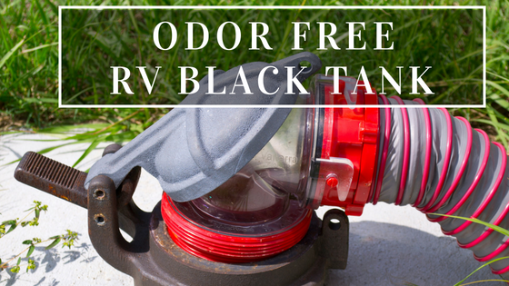 Odor Free RV Black Tank Tips Camping accessories, Rv