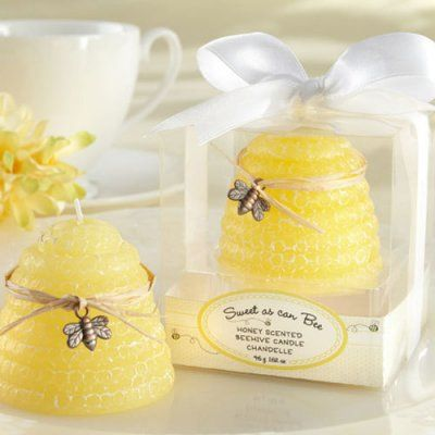 Baby Shower Beehive Candles http://www.beau-coup.com/baby-shower-beehive-candles.htm?utm_term=2183=gdfV2692_a_7c814_a_7c5158_a_7c2183=213023_source=shareasale_medium=cpc_campaign=shareasale