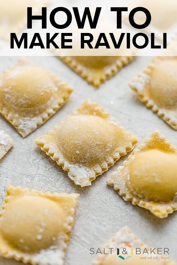 Photo of How to Make Ravioli
