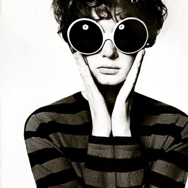 #davidbailey 1968 me inspirou a cortar meu cabelo