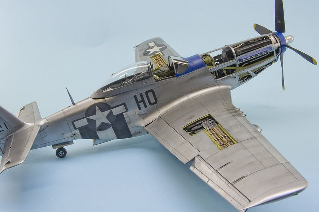 North American P-51D Mustang 1/32 Tamiya by Phoenixs from ...