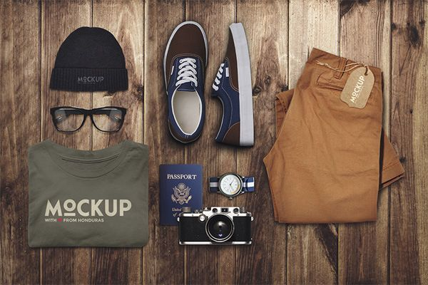 20 Free Identity Mockups Clothes Mockup Free Clothing Mockup Branding Identity Mockup