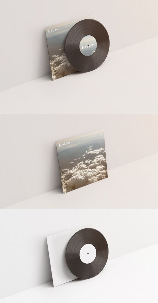 Buy vinyl record sleeve mockup by yooken on graphicriver. Pin On Mockup