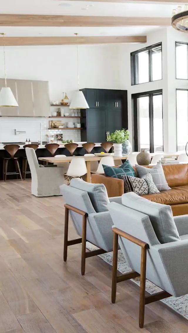 Studio McGee | Bachelor pad living room, Living room ...