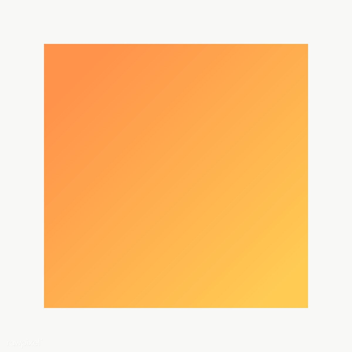 Yellow Gradient Square Geometric Shape Transparent Png Free Image By Rawpixel Com Ningzk V Geometric Shapes Printable Designs Geometric