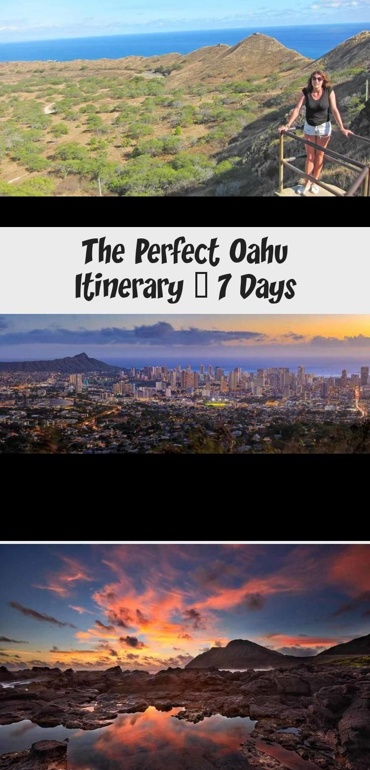 The Perfect Oahu Itinerary 7 Days in 2020 Turtle bay