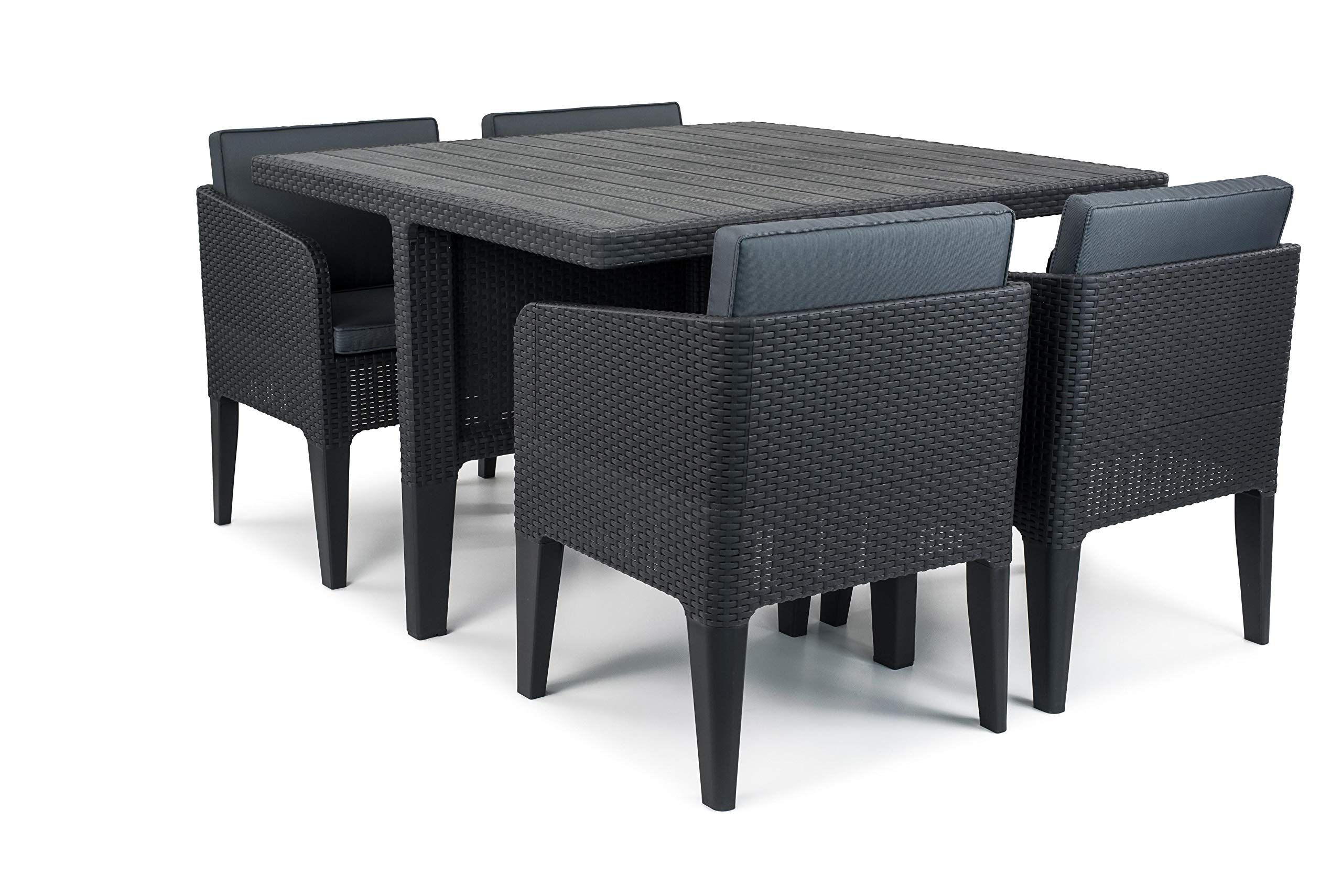 0,00€ Keter, Columbia, Set Tavolo e sedie, da Giardino