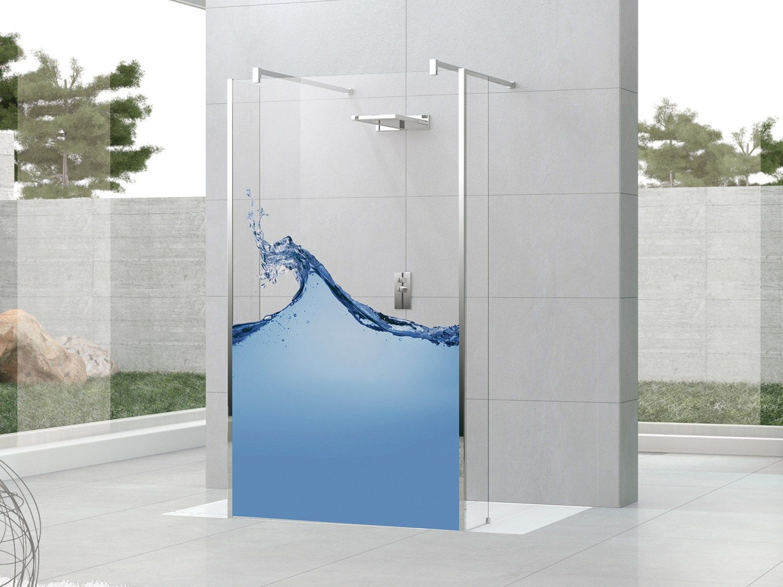 Kuadra H In Art By Novellini Bathroom Douche Paroi De Douche Et