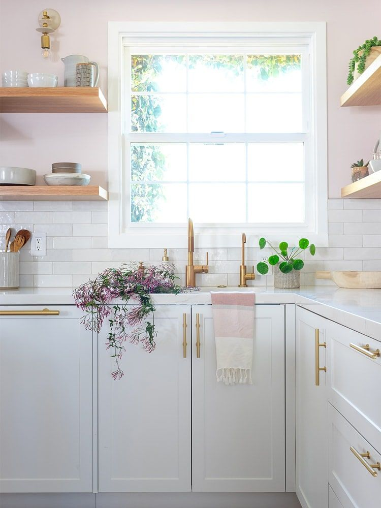 The Best Inexpensive Kitchen Cabinets Designers Swear By Inexpensive Kitchen Cabinets Kitchen Renovation Open Concept Kitchen