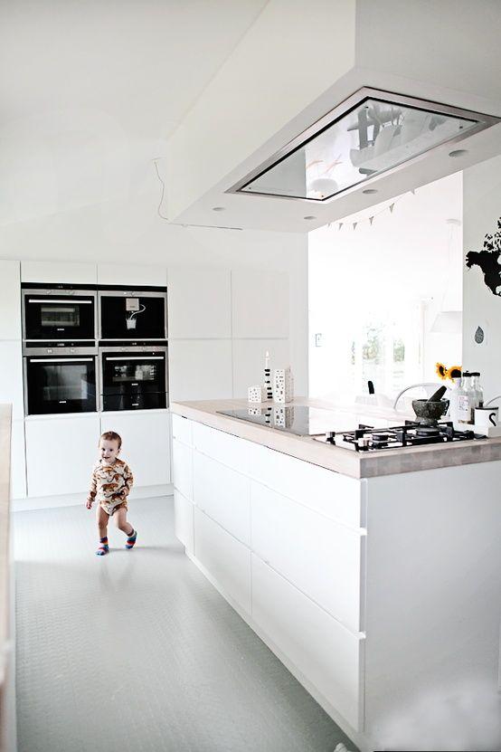 Küchenboden | Kitchen | Pinterest | Kitchens, Kitchen dining and Dining