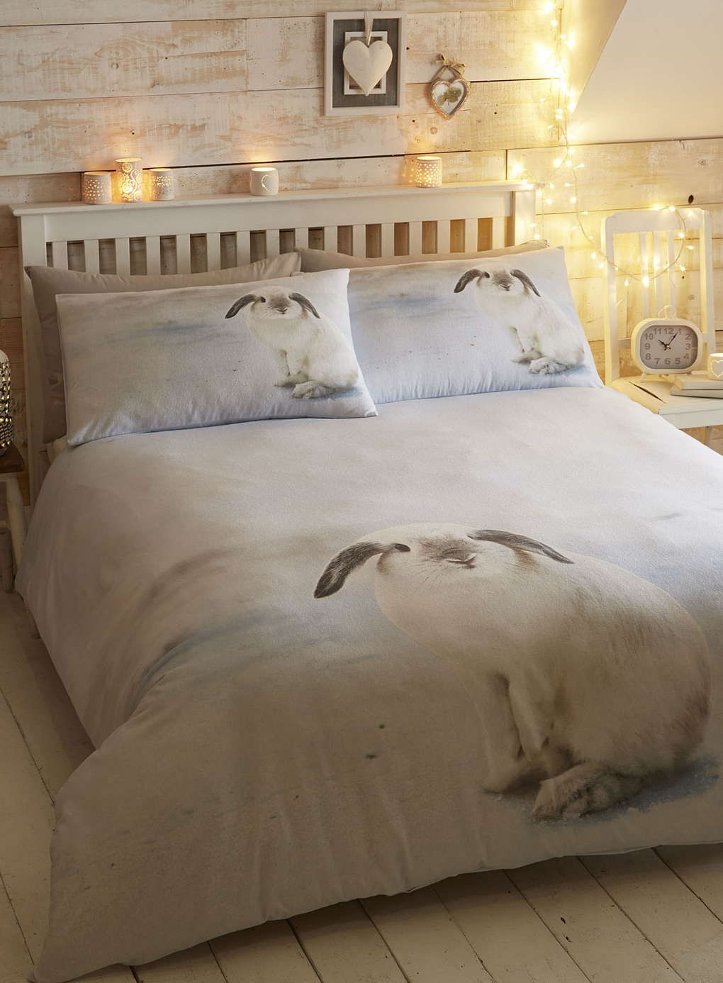 Cosy Cotton Bunny Bedding Set Sets Home Lighting Furniture Bhs