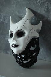 Demon Mask Halloween Mask