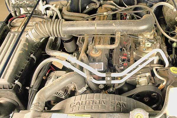 Tj Jeep Wrangler 4 0l Inline Six In Stock Form Jeep Jeep Cj