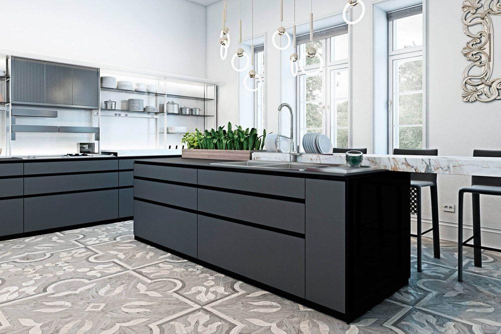 Cucina Moderna Nera.100 Idee Cucine Moderne Stile E Design Per La Cucina