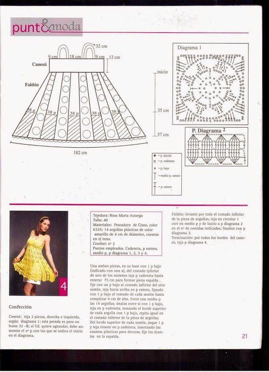Esquema de vestido | moda | Pinterest | Patrones de vestidos ...