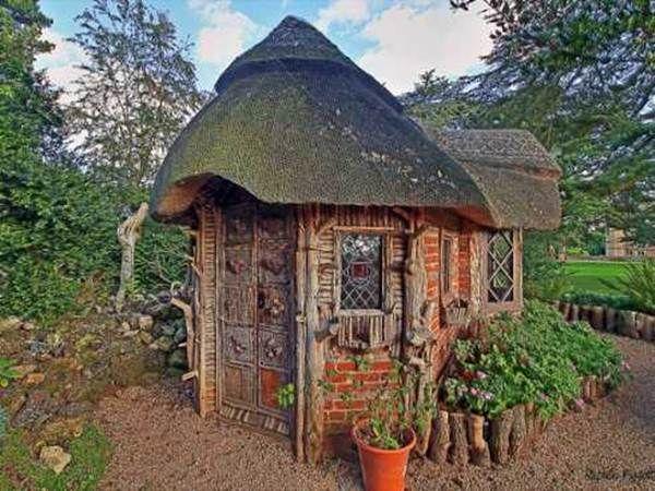 Beautiful Fairytale Cottage House Plans