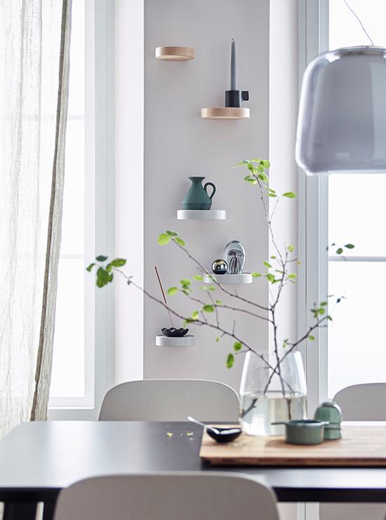 Nieuw: IKEA SAMMANHANG, liefde voor verzamelen | Decor | Pinterest ...