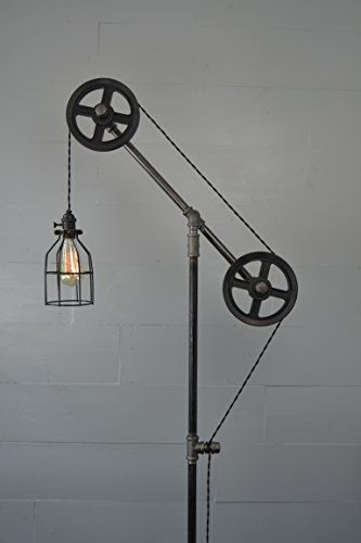 Industrial Floor Lamp West Ninth Vintage Https://smile.amazon.com/