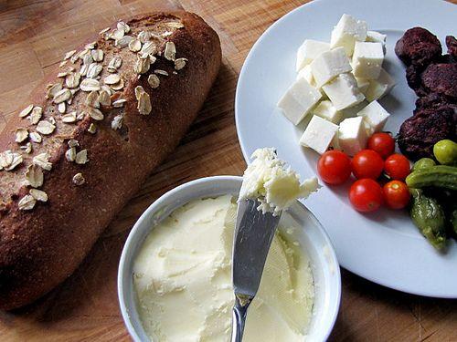 Cheese Cake Factory Honey Wheat Bread