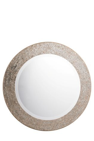 Buy Gold Sparkle Mirror From The Next UK Online Shop For Hallway Or Bathroom