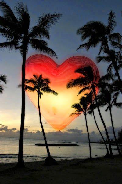 Love Sunset beach