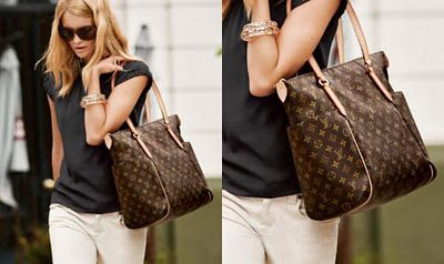 21cf95274663 Louis Vuitton Totally MM - love the size and over the shoulder feel ...