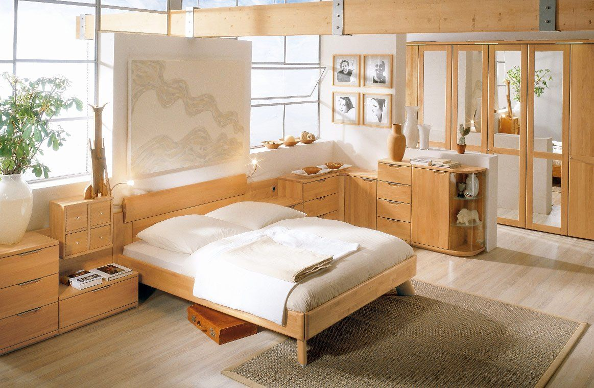 White Bedrooms Set Decorating Ideas Elegant Light Wood Bedroom