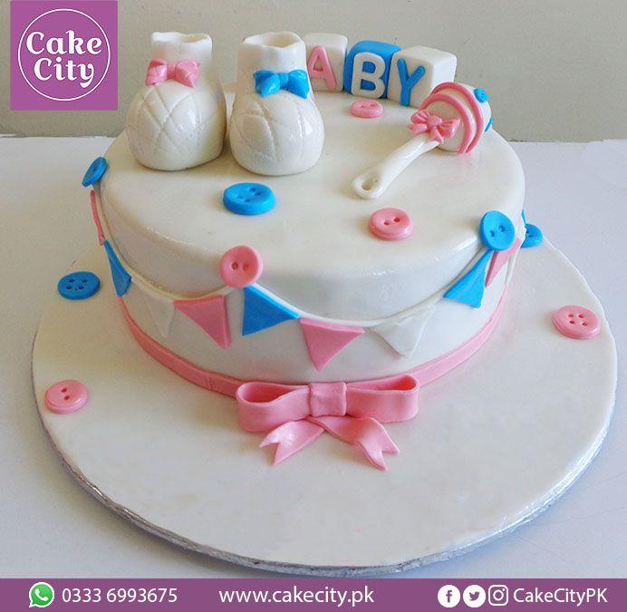 Birthdaycakes Celebration Joy Happiness Celebrate Fresh Delicious Cupcake 3dcakes Beautiful Baby Shower Cakes Girl Baby Shower Cakes Cakes For Sale