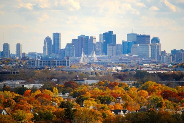 In My Personal Opinion Fall Is The Best Season In Boston The
