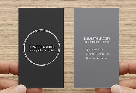 Modern vertical business card designs google search business modern vertical business card designs google search colourmoves Image collections