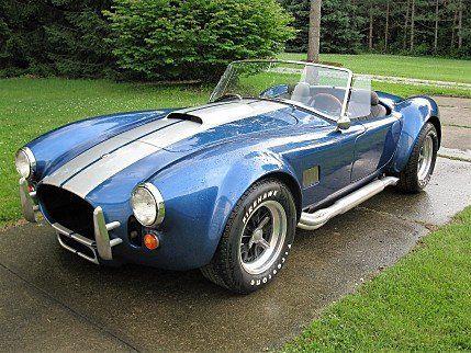 1966 AC Cobra-Replica for sale 100880795 | Kit Cars for sale | Cobra
