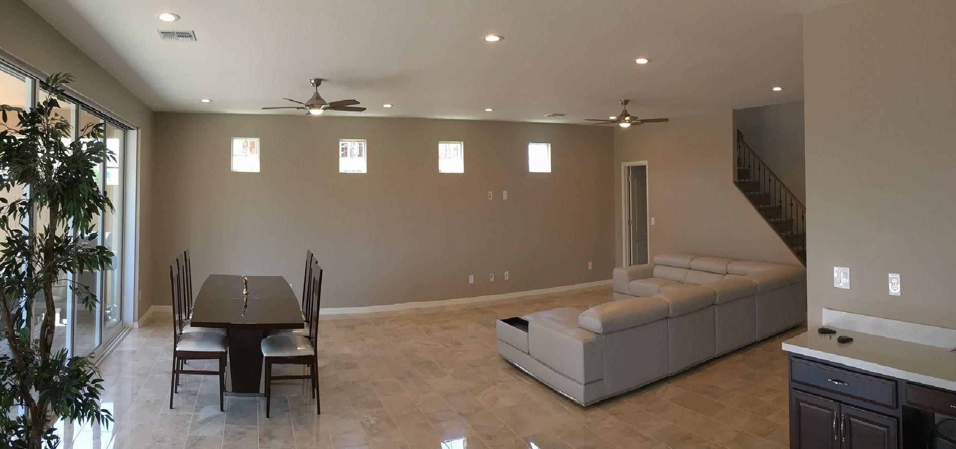 recessed lighting living room recessed
