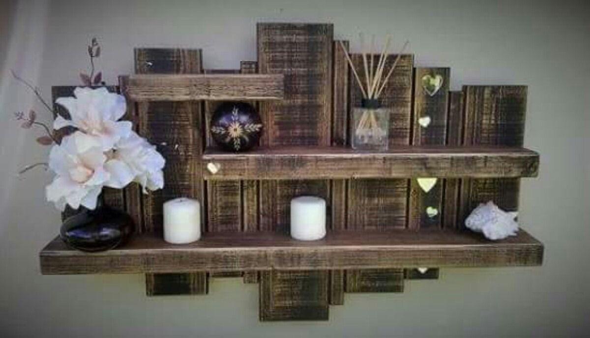 M s de 60 ejemplos de muebles hechos con palets palets for Muebles hechos con tarimas de madera