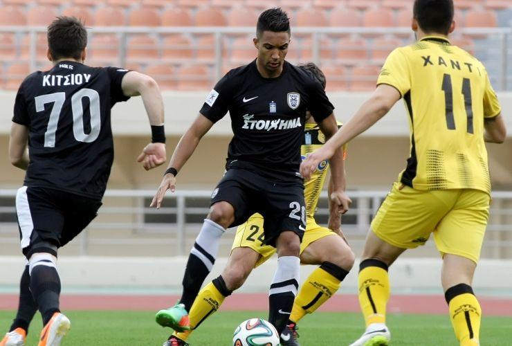 Αθλητικές ειδήσεις από τον αγώνα του Εργοτέλη με τον ΠΑΟΚ στο Ηράκλειο για τη Σούπερ Λιγκ, που βρήκε νικητή τον Δικέφαλο με 2-0.