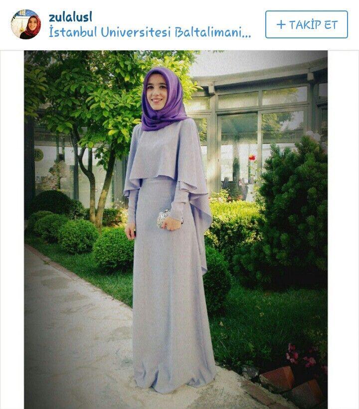Hijabi fashion tesettür elbise hijabi dress hijab