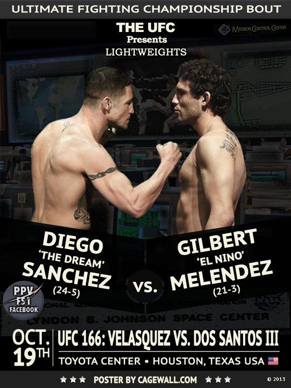 UFC 166: Diego Sanchez vs. Gil...