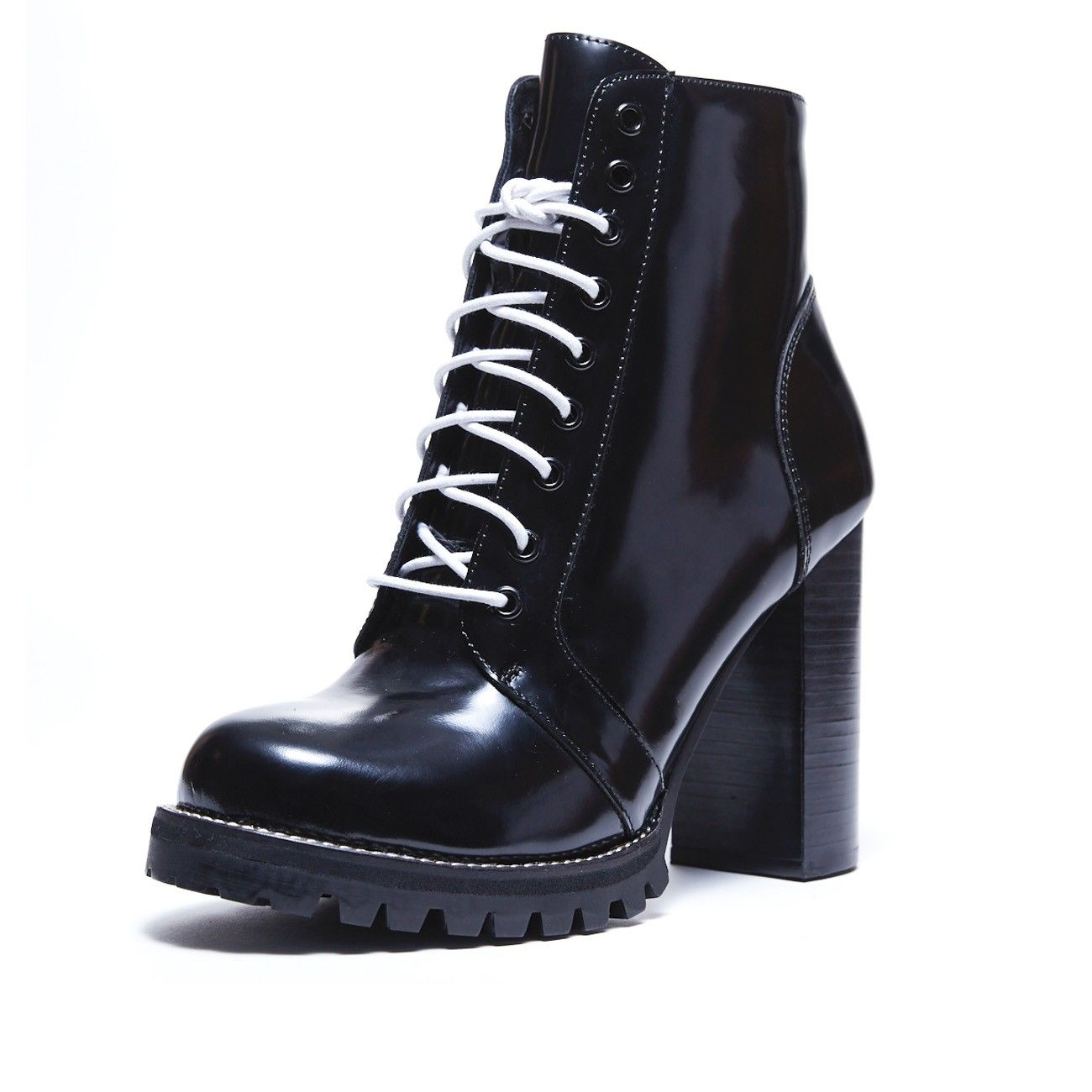 b53b7c948457 Jeffrey Campbell  Legion  black combat boot