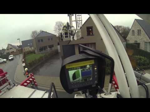 A day in the life of a volunteer fireman - Brandweer Torhout