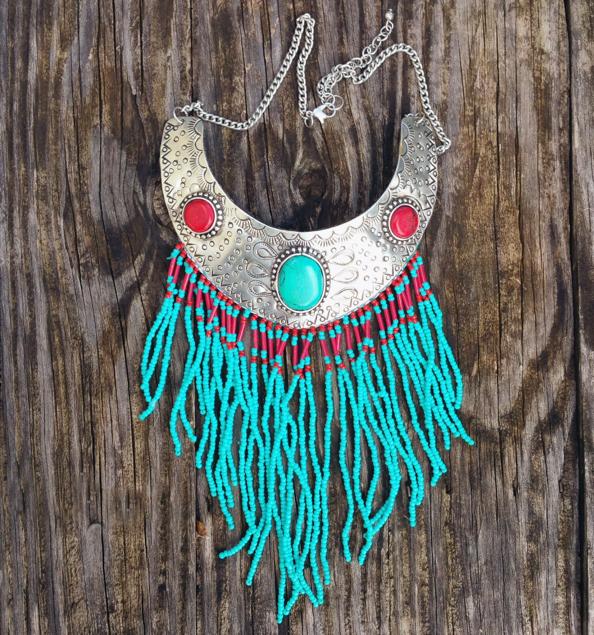 The Wild Child Necklace