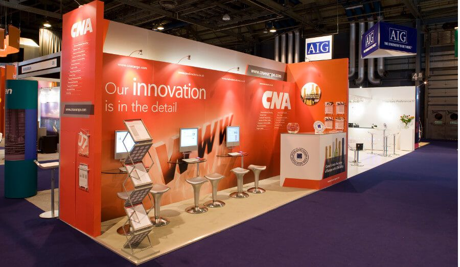 Stand Hire For Exhibition : Exhibition stand hire trade show stands for hire the design
