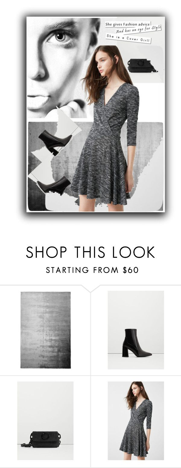 """""""simply chic"""" by easytobeme ❤ liked on Polyvore featuring Designers Guild and MANGO"""