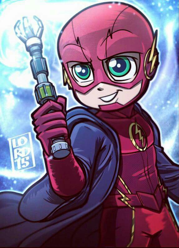 """""""Barry Potter"""" ⚡✨⚡✨⚡ Final artwork from today's earlier speed illo post!! #BarryAllen #TheFlash"""