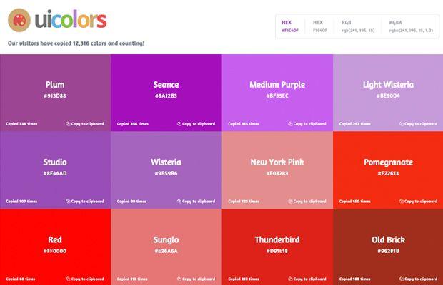 UI Colors