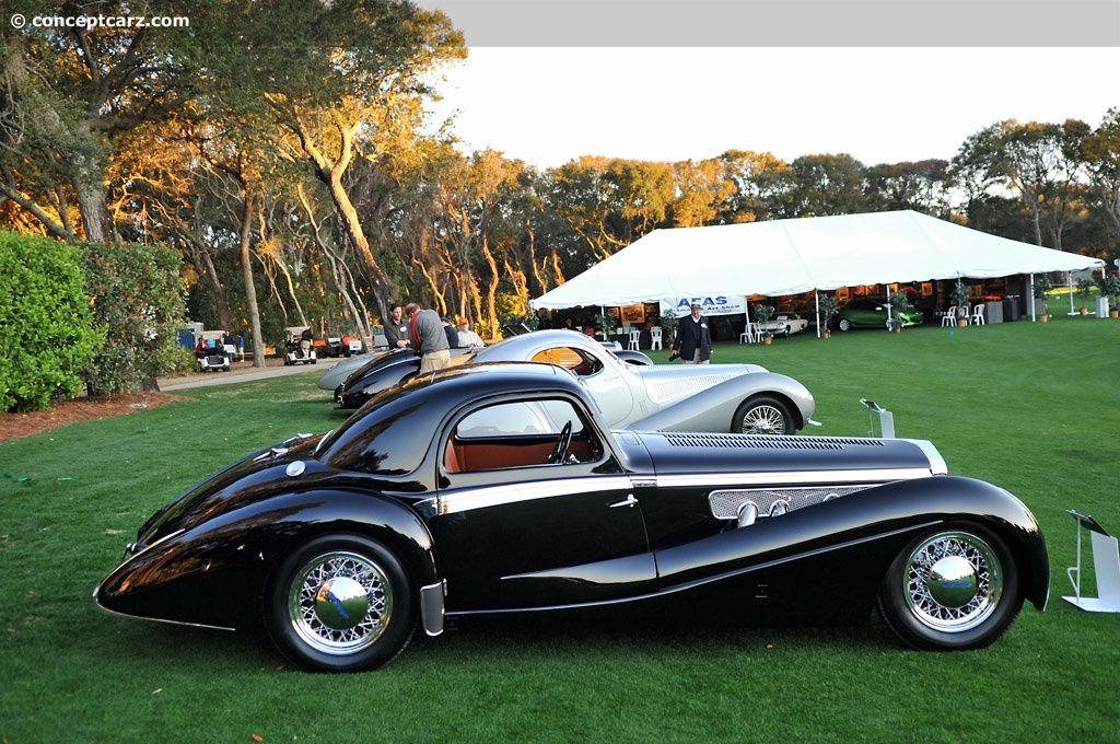 Amelia Island Concours d'Elegance Classy cars, Art deco