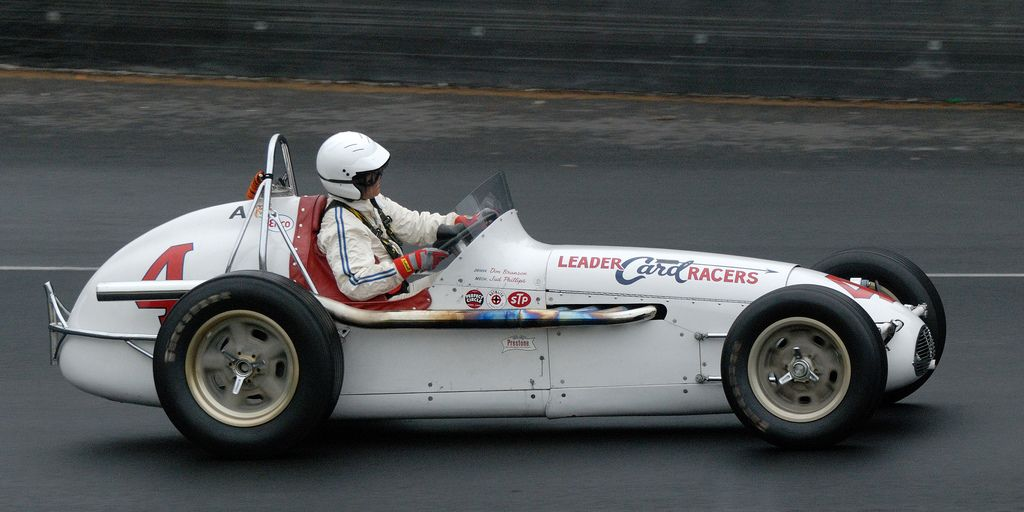 1959 Watson Indy Roadster Indy Roadster Classic Racing Cars Vintage Sports Cars