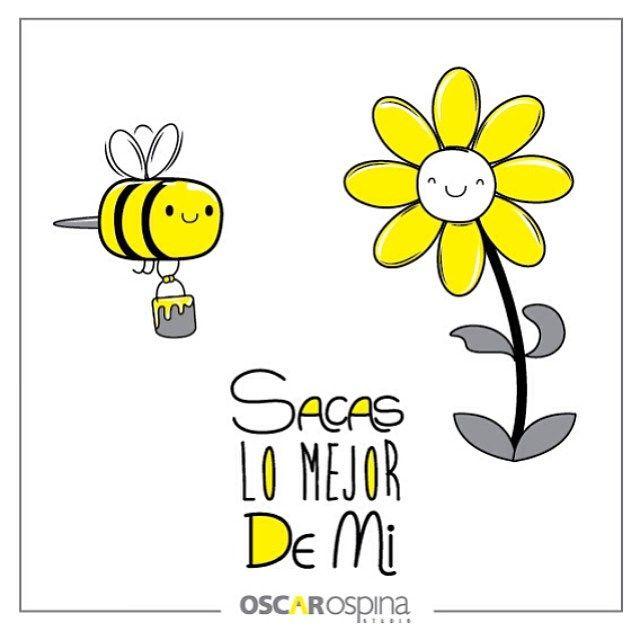 Sacas lo mejor de mi #ilustración #dibujo #draw #illustration #love #amor by MOSTROPI, via Flickr