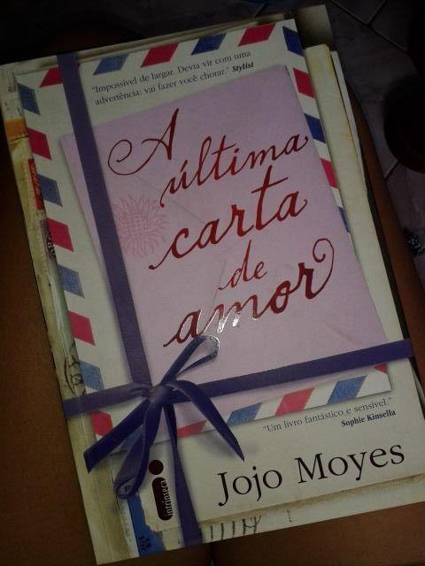 A Ultima Carta De Amor Jojo Moyes Cartas De Amor A Ultima